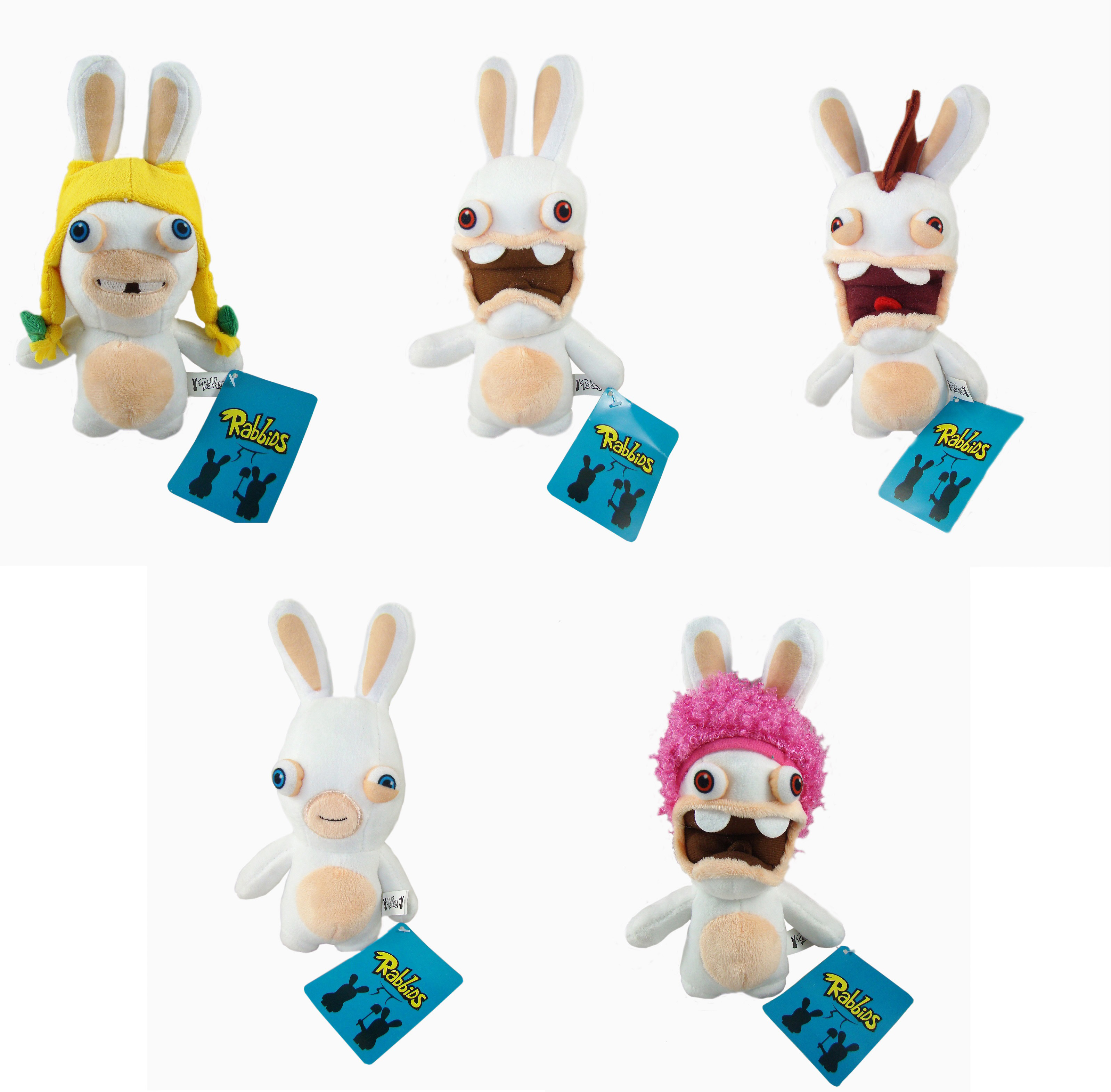 Rabbids Party time T3 30cm