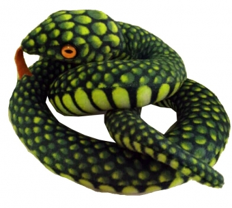 Snake cobra colors T3 36cm