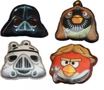 Angry Birds Cojin T4 40cm Star Wars
