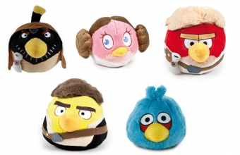 Angry Birds Star Wars T1 11cm