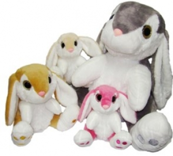 Rabbit BIE T3 30cm bright Eyes