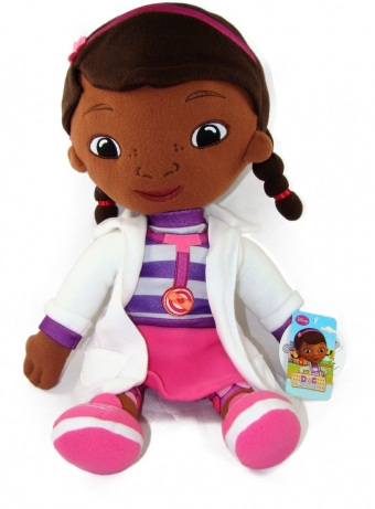 Doc McStuffins T5 50cm the girl cuddle