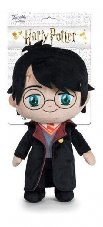 Harry Potter T3 30cm c/blister (solo Harry)