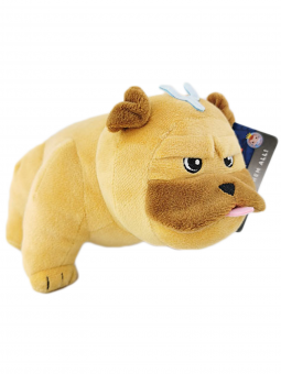 Lockjaw, Mascotte de Marvel, chien T1 22cm