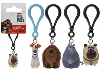 Pets Keychains 9cm