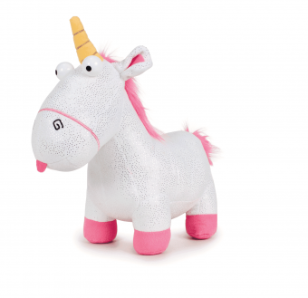 Minion Unicornio T2 22cm brillante