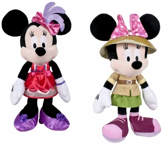 Minnie T6 50cm assistants heureux
