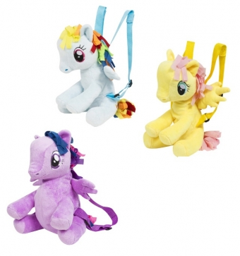 My little Pony backpack plush 27cm