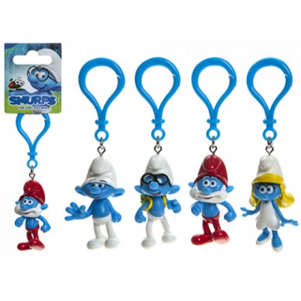 the Smurfs  Keychains PMSI